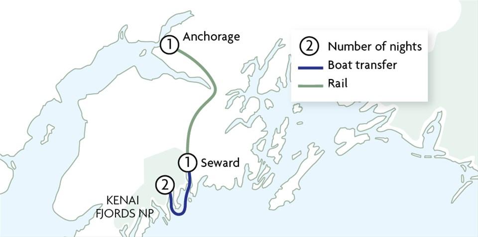 Kenai Fjords Discovery