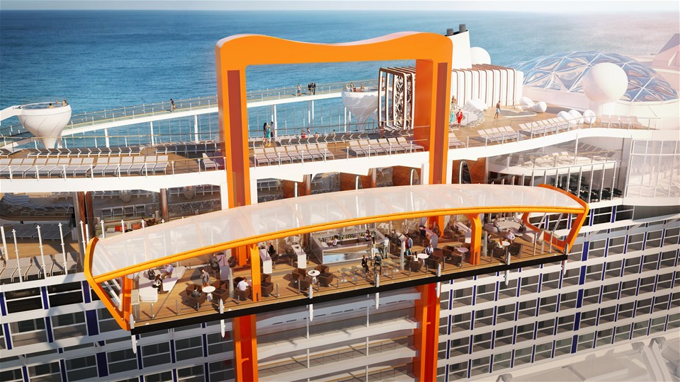 Celebrity Cruises' Brand New Ship Now On Sale
