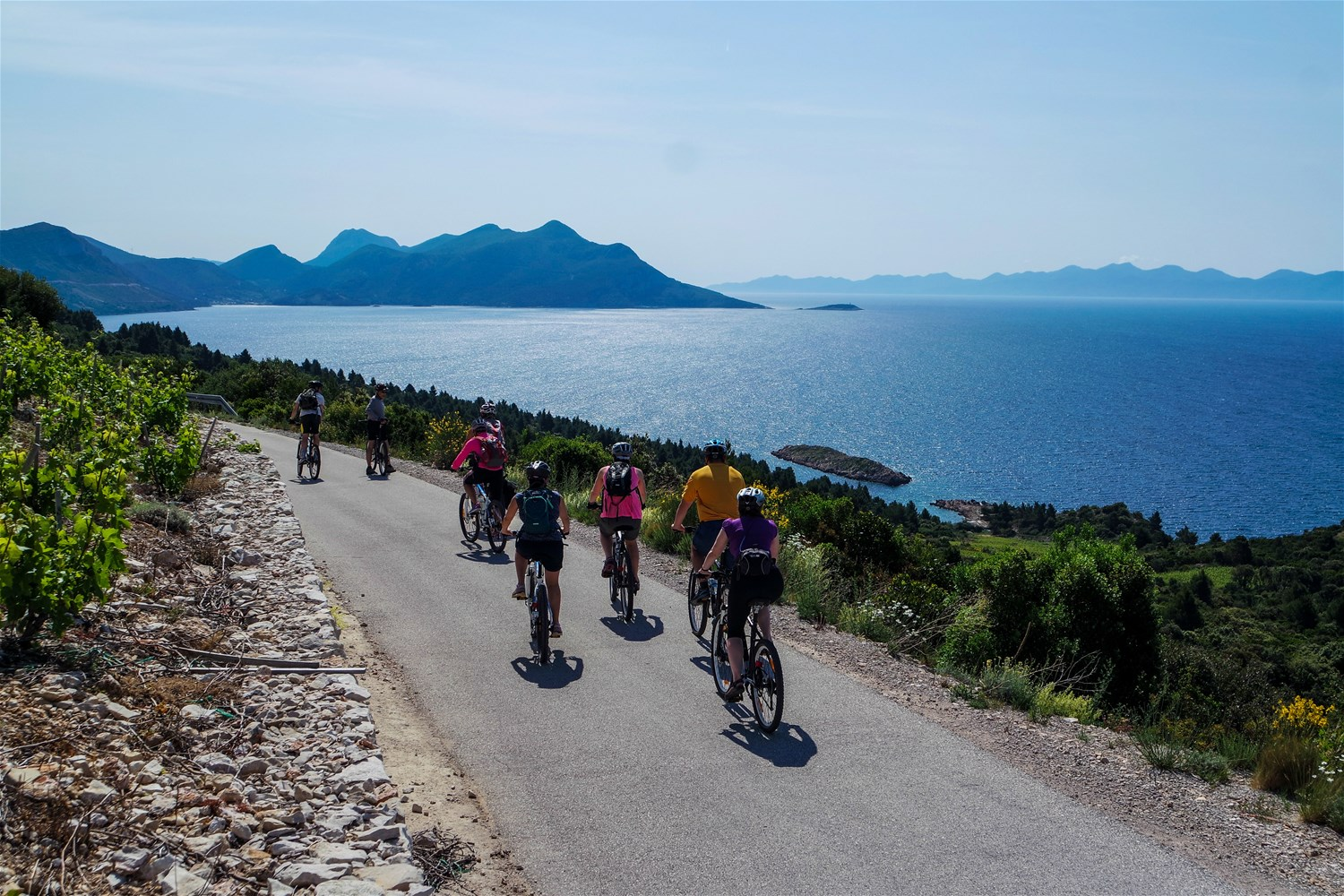 Our Top 4 Cycling Routes