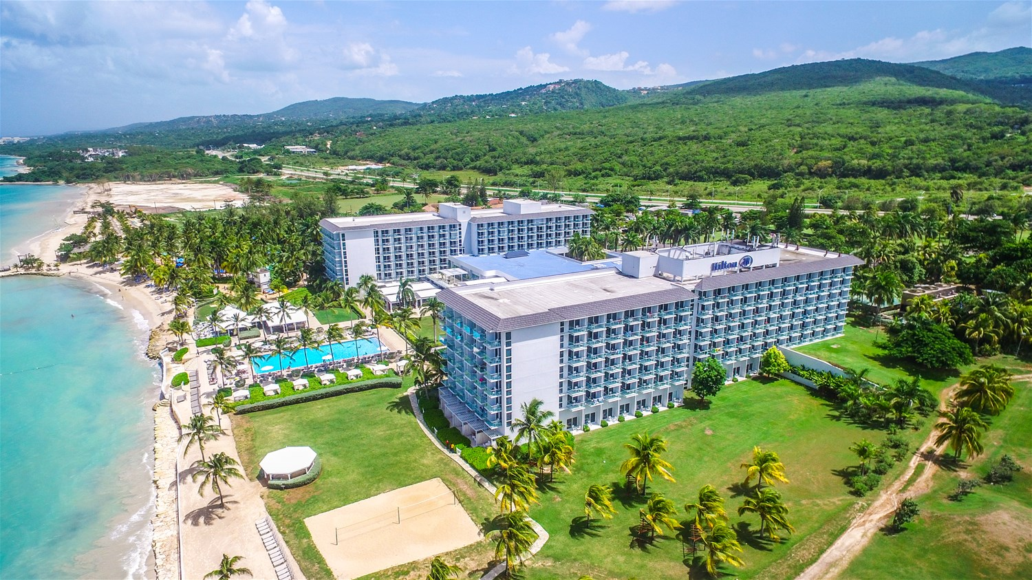 Hilton Rose Hall Resort  Spa Montego Bay Jamaica
