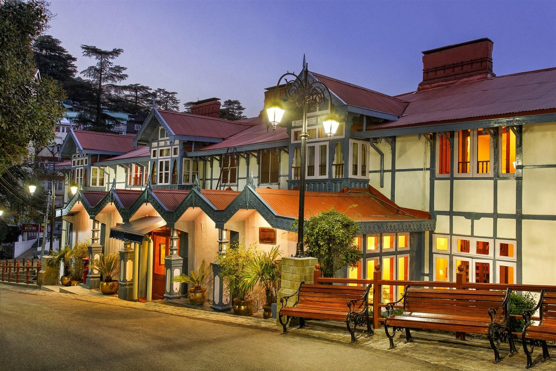 Clarke S Hotel Shimla India Trailfinders The Travel