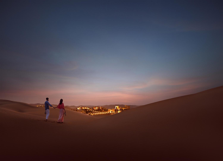 Beyond Abu Dhabi