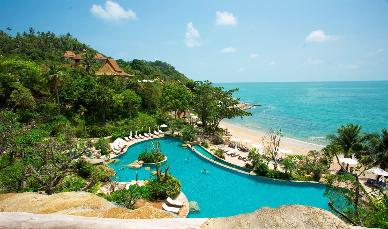 Santhiya Koh Phangan Resort & Spa, Koh Samui, Koh Phangan & Koh Tao, ...