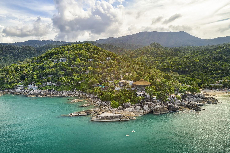 Panviman Resort, Koh Phangan, Koh Samui, Koh Phangan & Koh Tao, Thailand - Trailfinders the ...