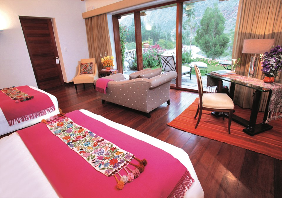 hotels in sacred valley