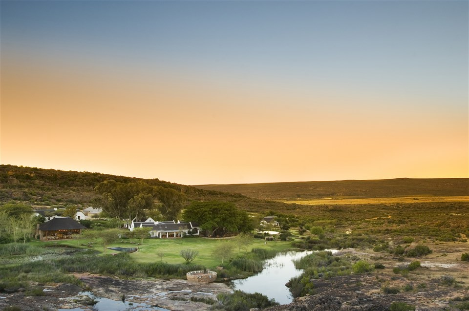hotels in cederberg mountains