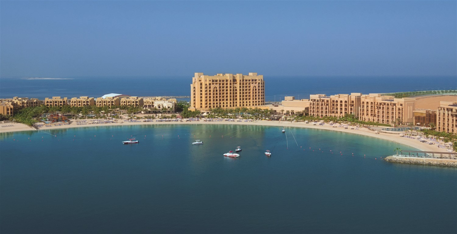 Doubletree By Hilton Resort Spa Marjan Island Hotel