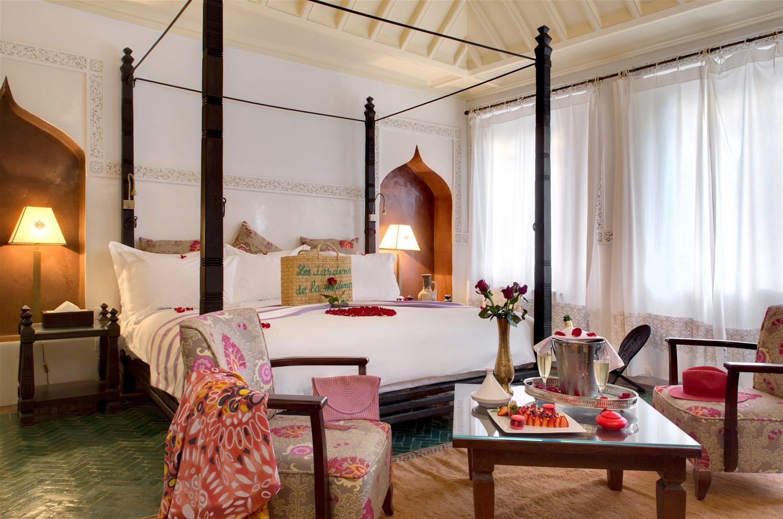 Les jardins de la medina marrakech morocco for Le jardin de la medina