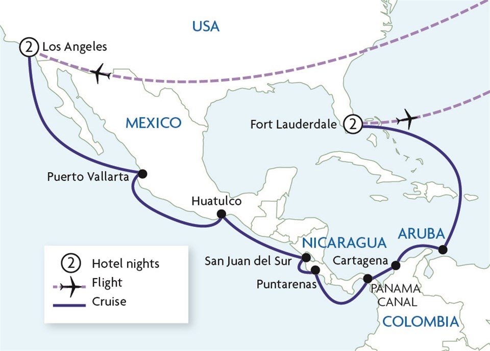 The Panama Canal Touring With Trailfinders