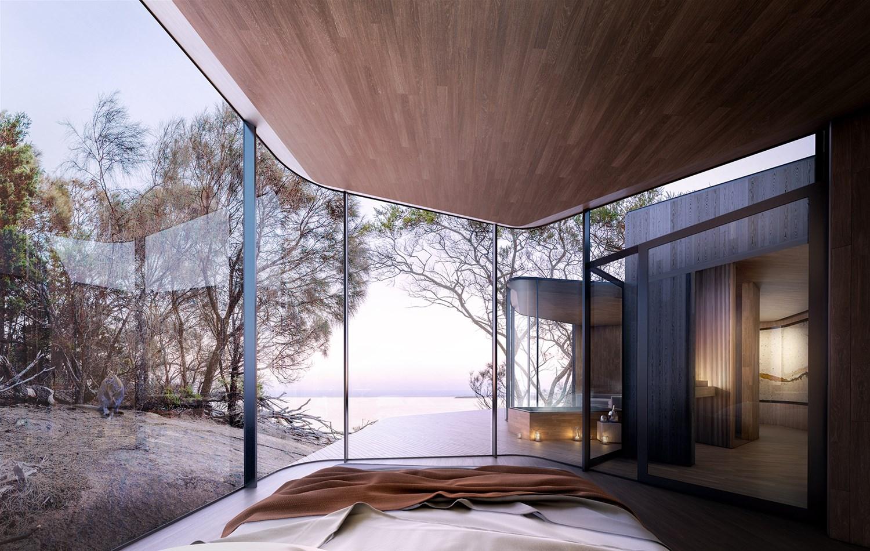 Resultado de imagen para freycinet lodge coastal pavilions