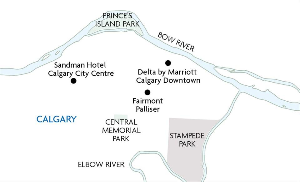 Calgary Stampede Extravaganza