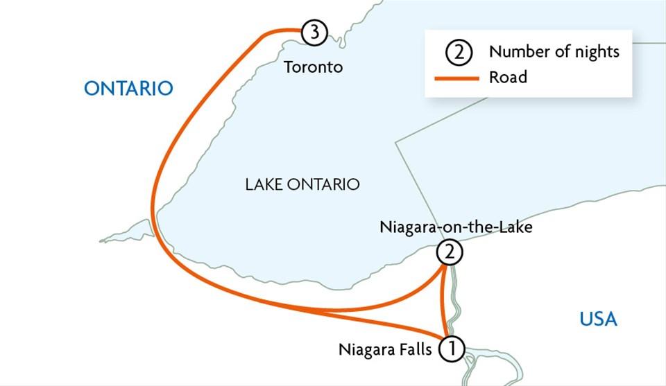 Toronto & Niagara Discovery