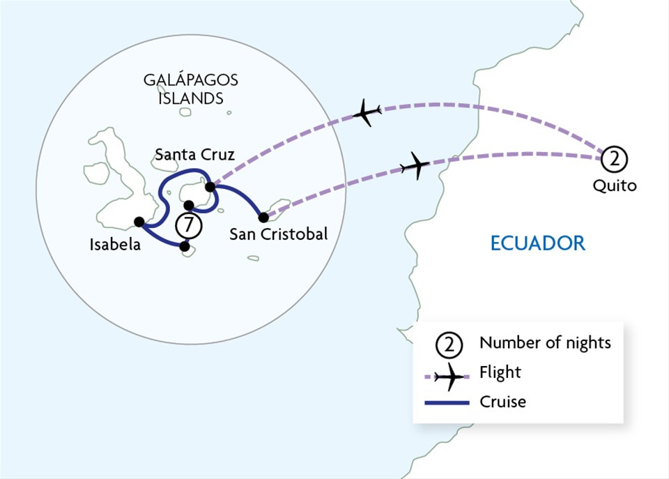Classic Galapagos - Southern Islands