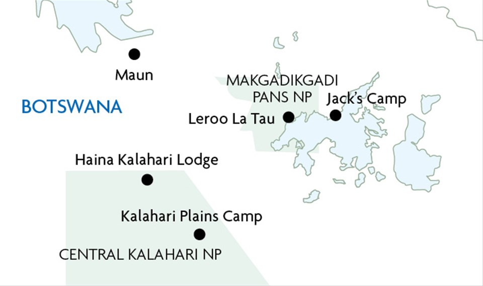 Kalahari Extension