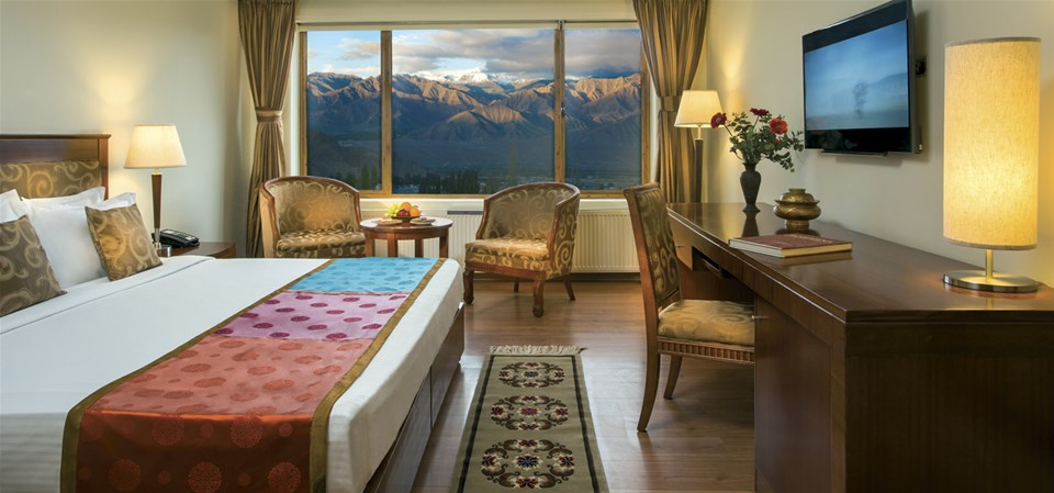 hotels in leh