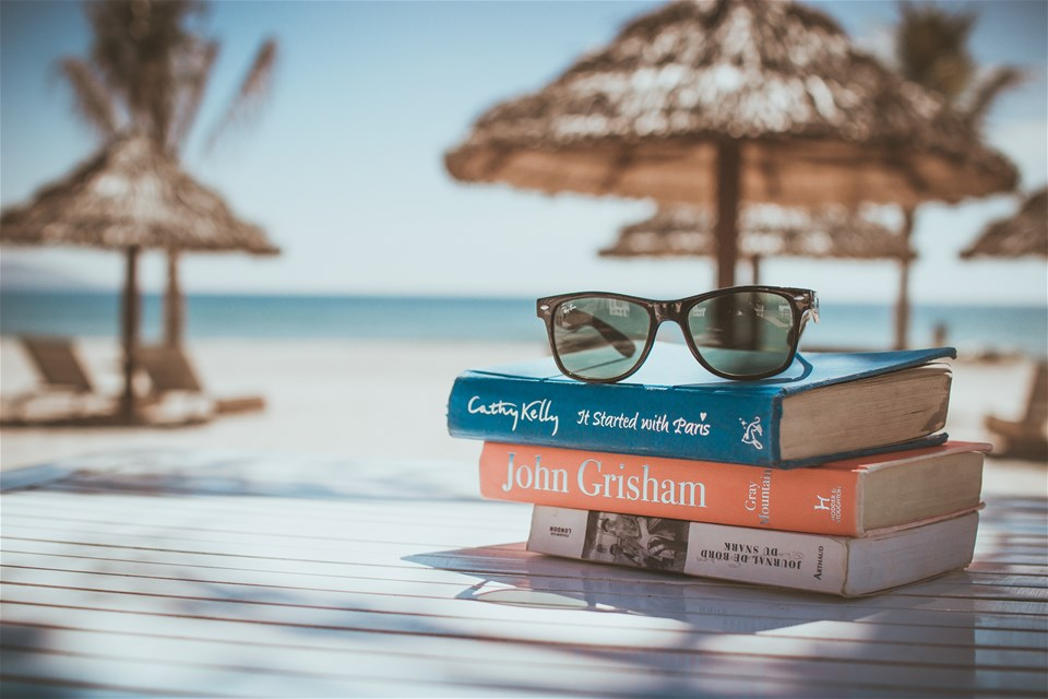 7 books to inspire your next holiday