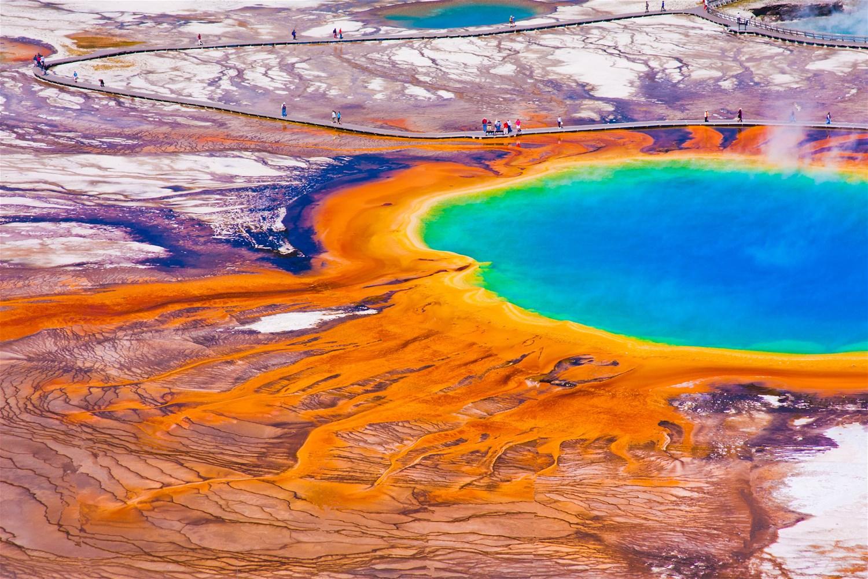 Yellowstone & The Rockies