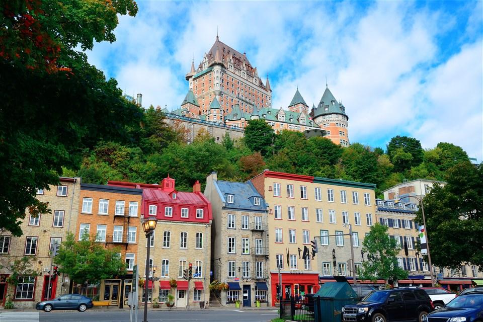 Bonjour Quebec Hotel