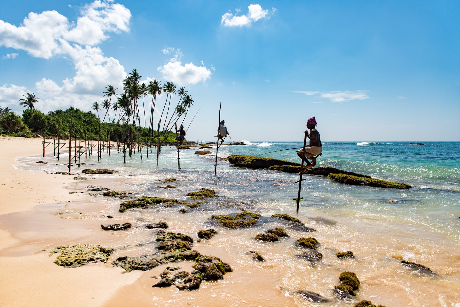 When is the best time to visit Sri Lanka?