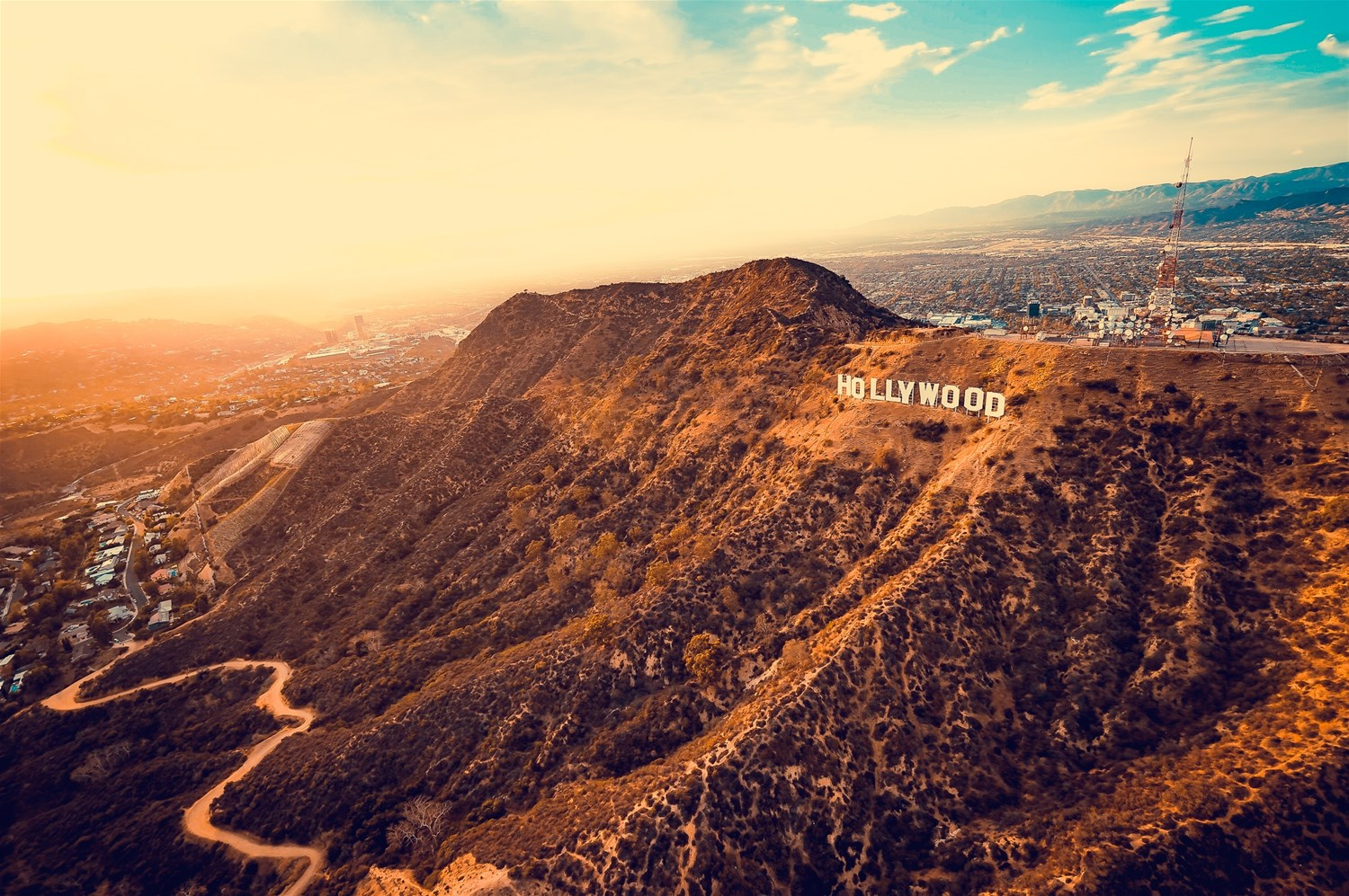 Hollywood - Your Los Angeles Holiday Star Attraction