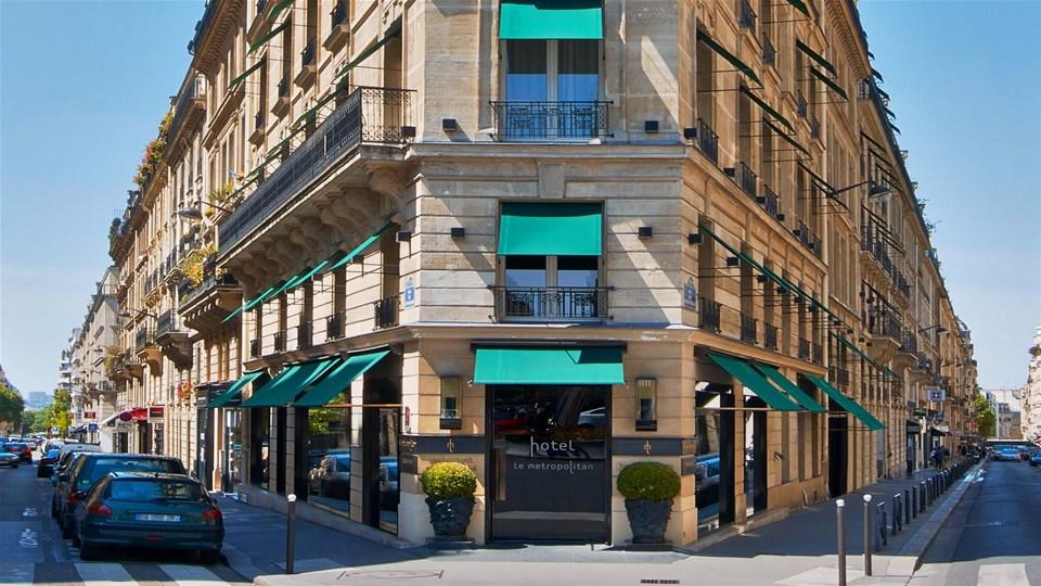 hotel le metropolitan a tribute portfolio hotel paris