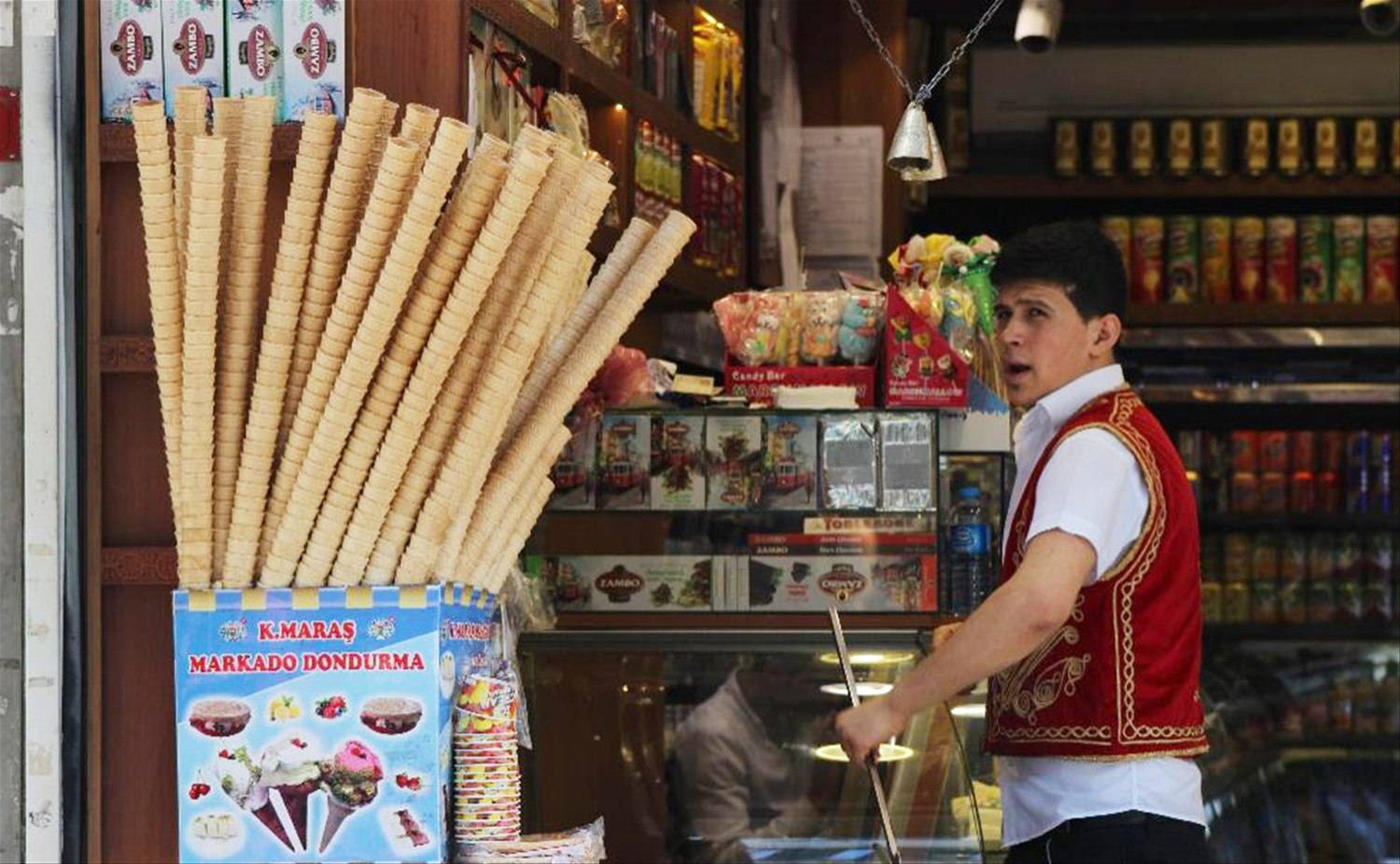 Istanbul's Culinary Adventure