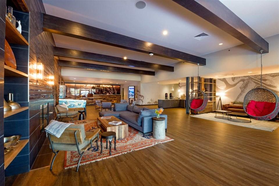 The Ridgeline Hotel Estes Park Trailfinders