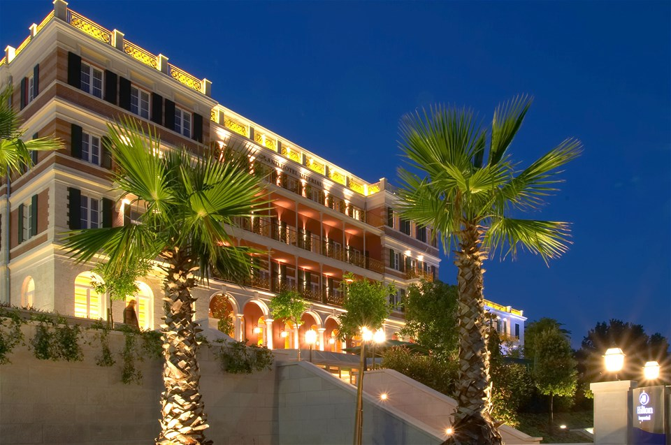 Grand Hotel Vs Hotel Imperial