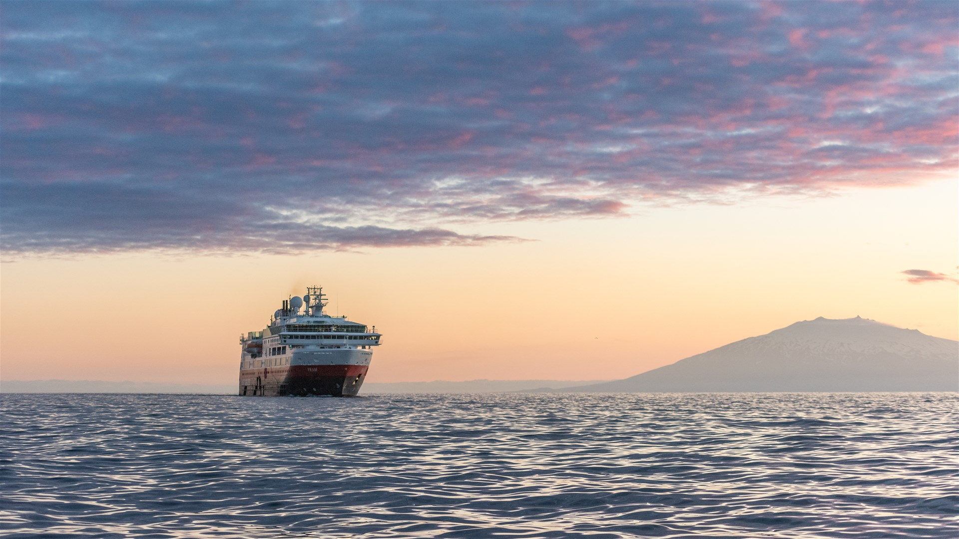 Exhillerating Expeditions with Hurtigruten