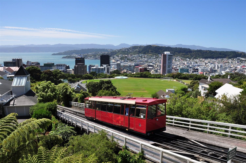 Wellington, Martinborough & The Kapiti Coast