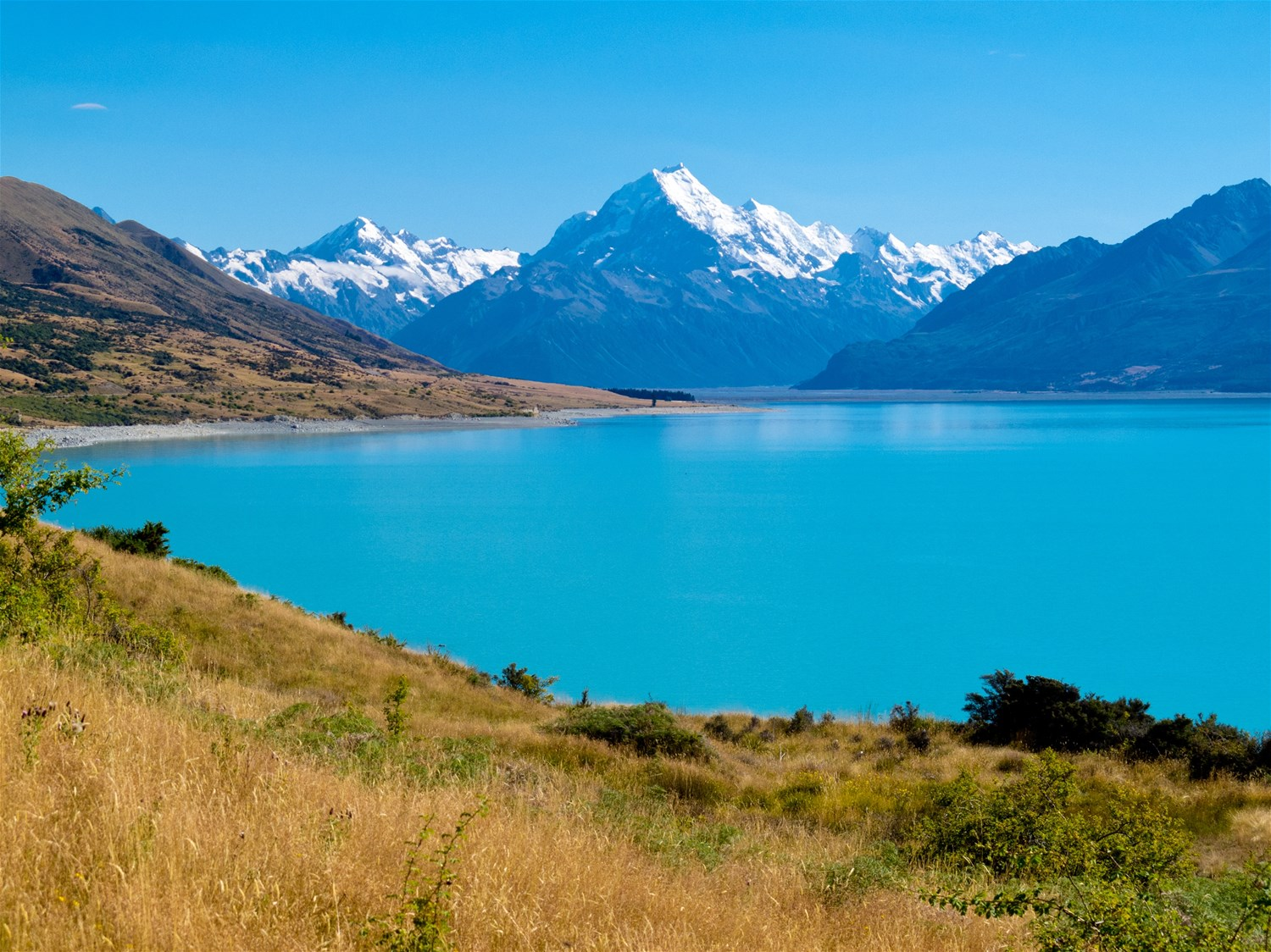 Central South Island