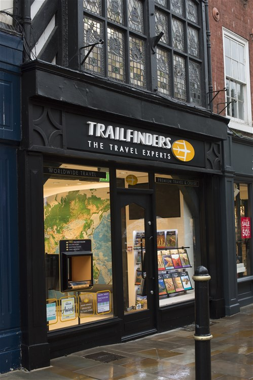 Trailfinders Travel Centre