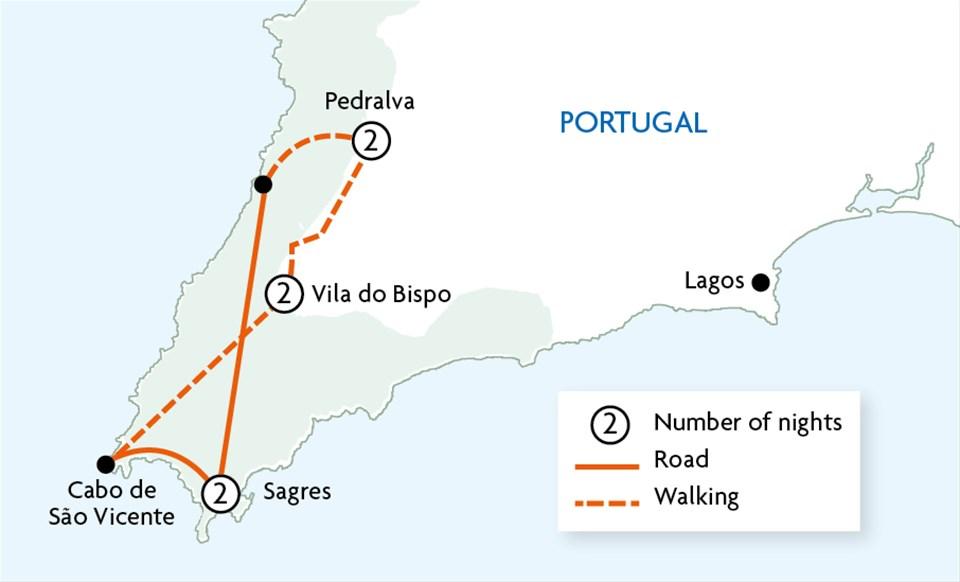 Walk the Algarve's Wild West
