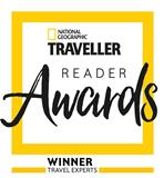 National Geographic Traveller Reader Awards 2019
