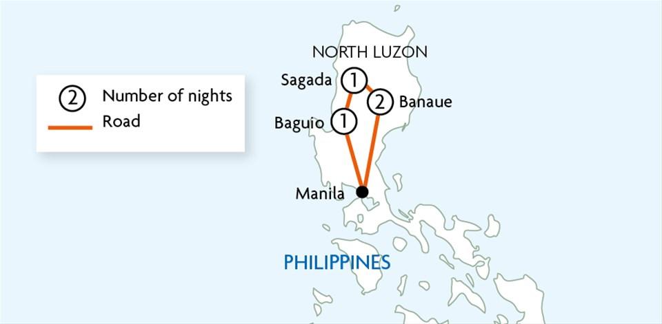 Philippines Northern Explorer
