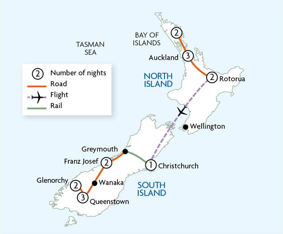 Absolute Luxury New Zealand