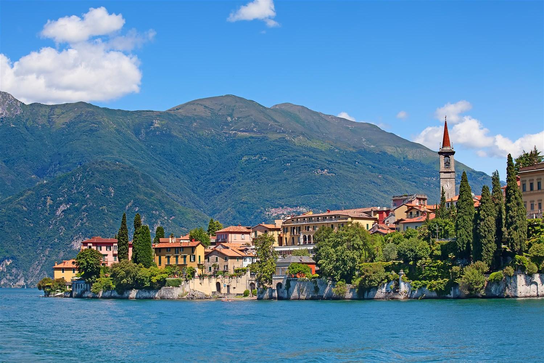 Varenna & Lake Como