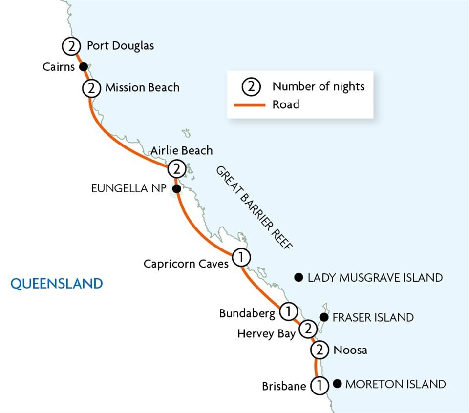 Barrier Reef Roaming - Motorhome Holiday
