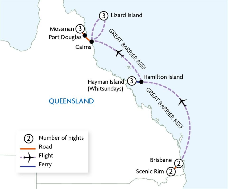 Luxury Queensland