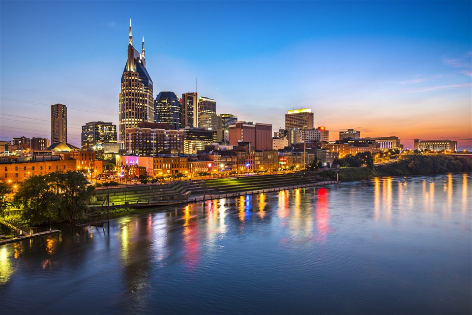 Nashville - Your Ultimate Soundtrack to America's Music City
