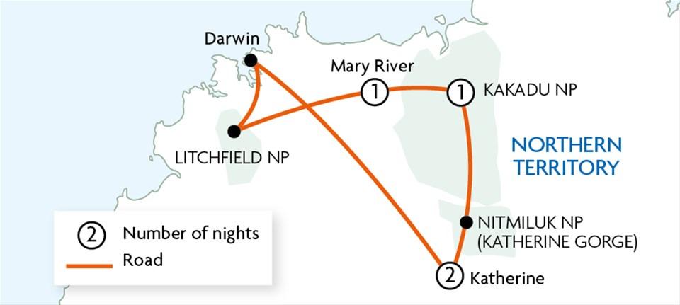 Kakadu's Ancient Secrets