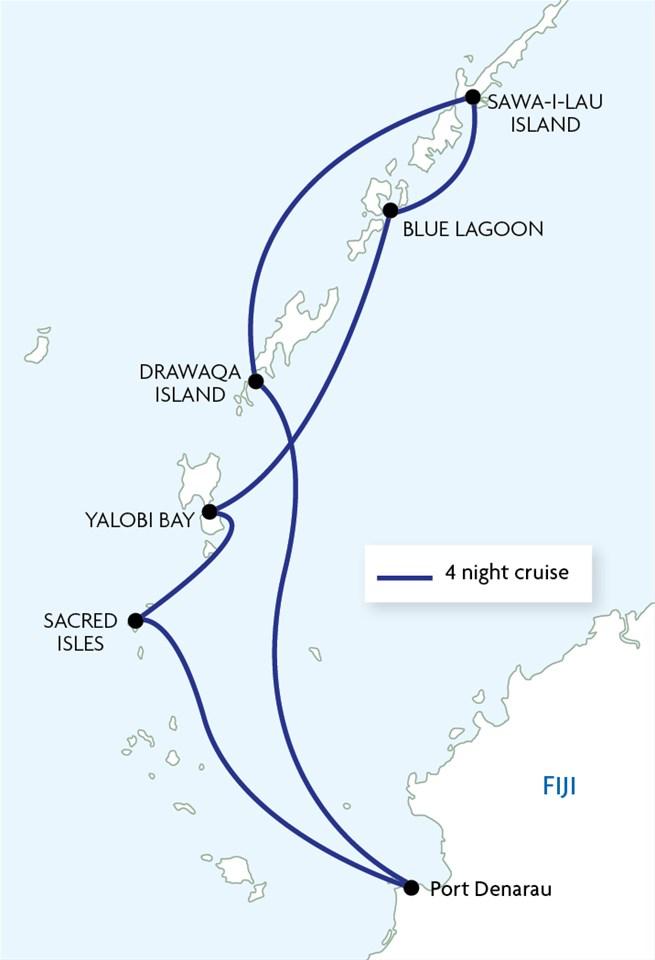 Yasawa Islands Wanderer