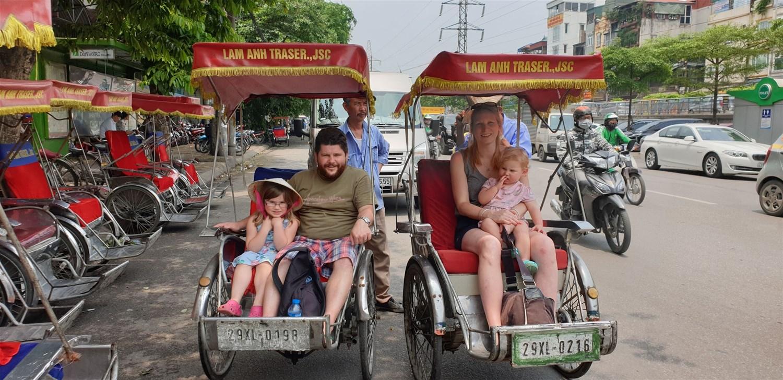 Vietnam...with Kids!