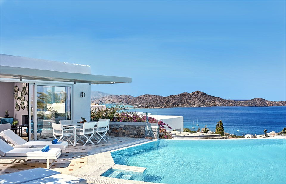 Elounda Gulf Villas, Greece