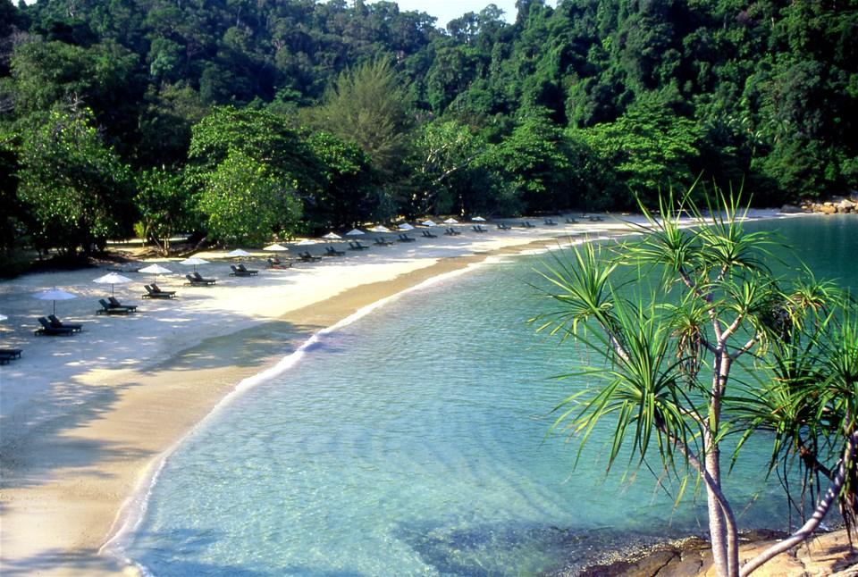 Pangkor Laut Resort, Pulau Pangkor Laut, Malaysia