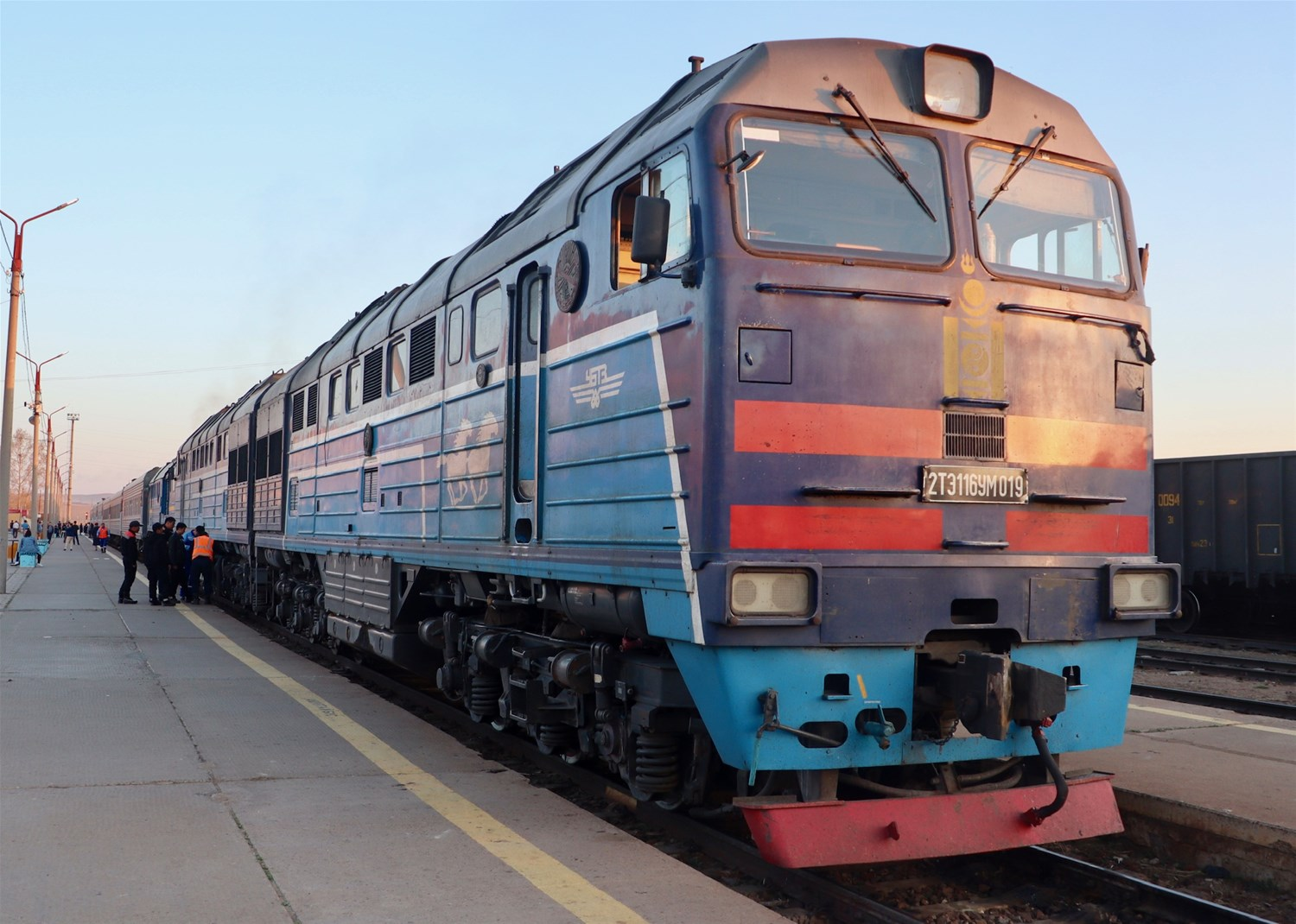 Riding the Rails of the Trans-Siberian