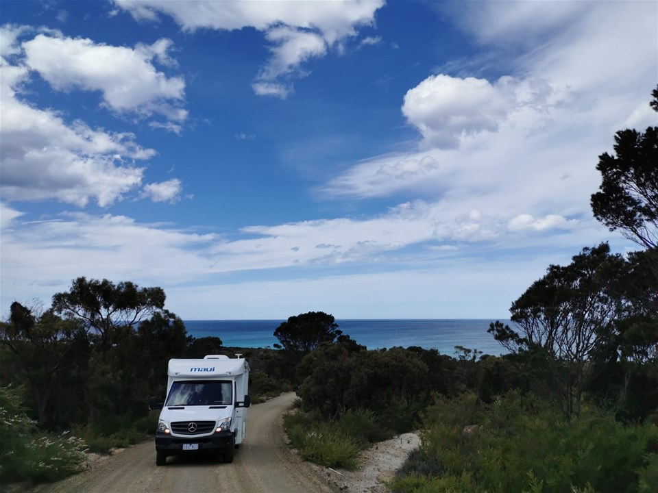 Day 6: The drive back to Hobart