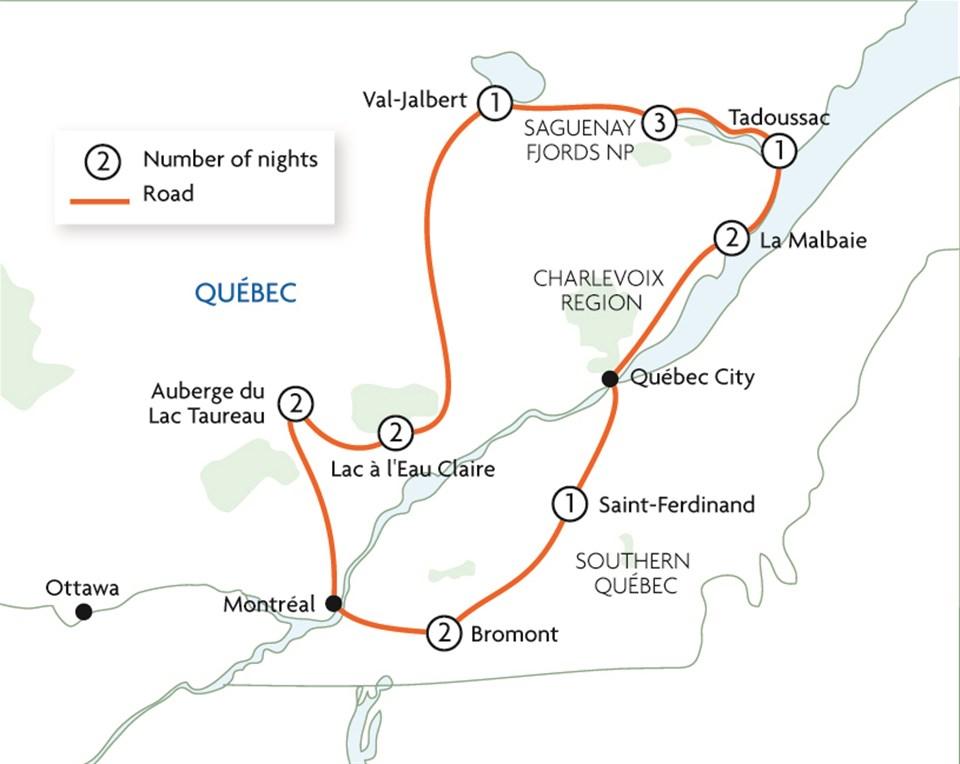 Naturally Quebec