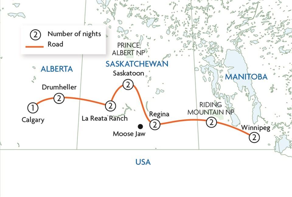 Canadian Pioneer - Mounties & Cowboys Of Saskatchewan
