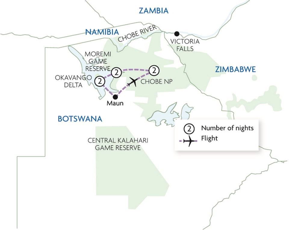 Botswana In Style